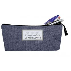 Personalized School Kit - Woven Jean - Not Perfect...