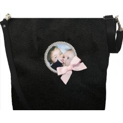 Custom Shoulder Bag - Saya Black