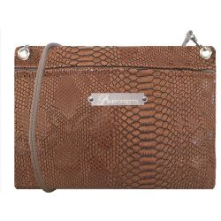 Camel Tasma Custom Pouch Bag
