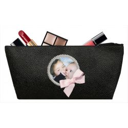 Black Saya Make-up bag