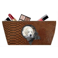 Camel Tasma Make-up bag