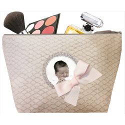 Toiletry Bag Woman - Sand scale