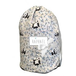 Baby personalized backpack - Panda