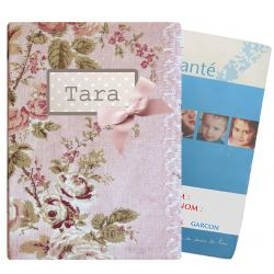 Protects Health Book Baby Flowers