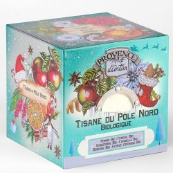 Herbal tea from the North Pole - Provence d'Antan