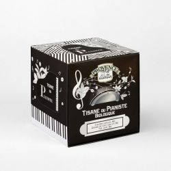 Organic herbal tea from the pianist - Provence d'Antan