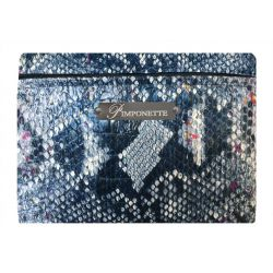 Blue Tasma Trendy Pocket