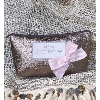 Message Pouch - Personalized Pouch - My Lover