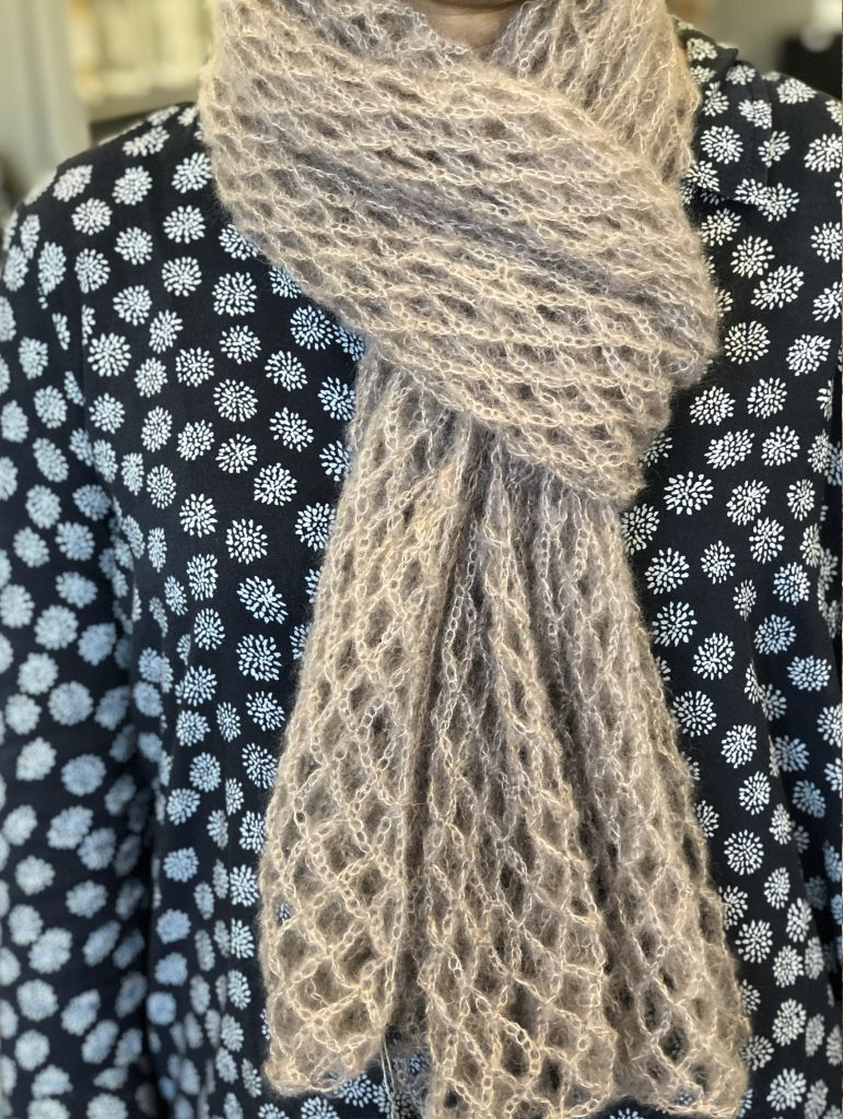 Wool scarf - Made in France